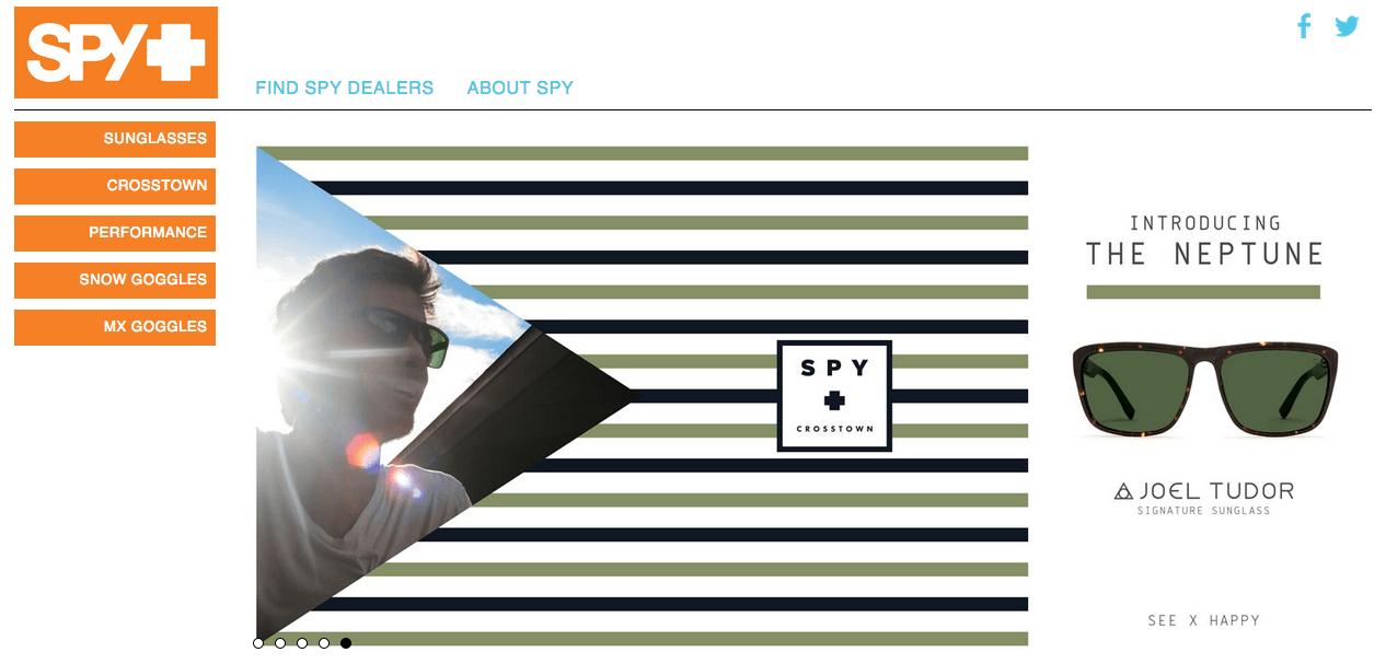 spy(スパイ)