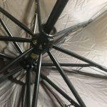 【登山・アウトドアの傘】モンベルU.L.トレッキングアンブレラは超おすすめ(旅行・キャンプにも)