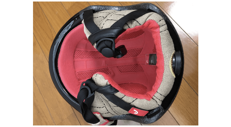スキーヘルメットの選び方1