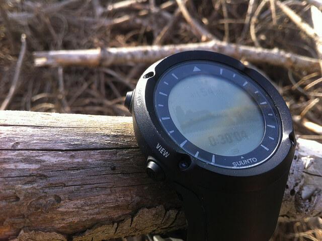 ハイスペックのおすすめ登山時計
