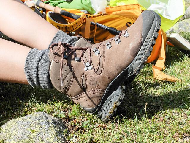 登山靴とは
