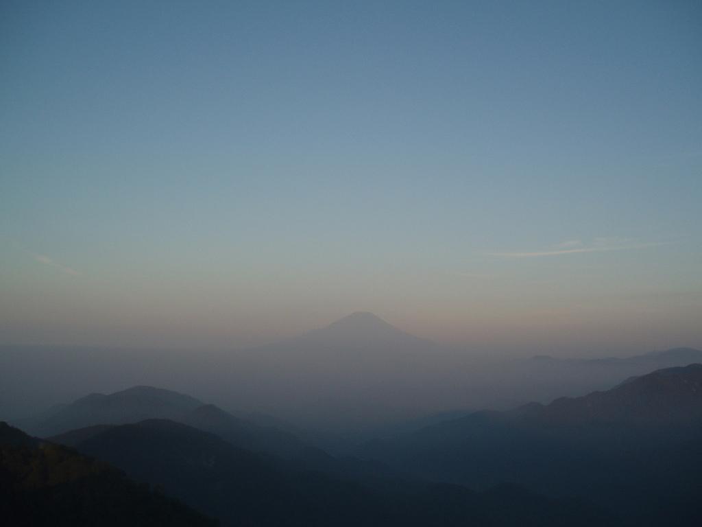 関東の日帰り登山できる山6:表丹沢