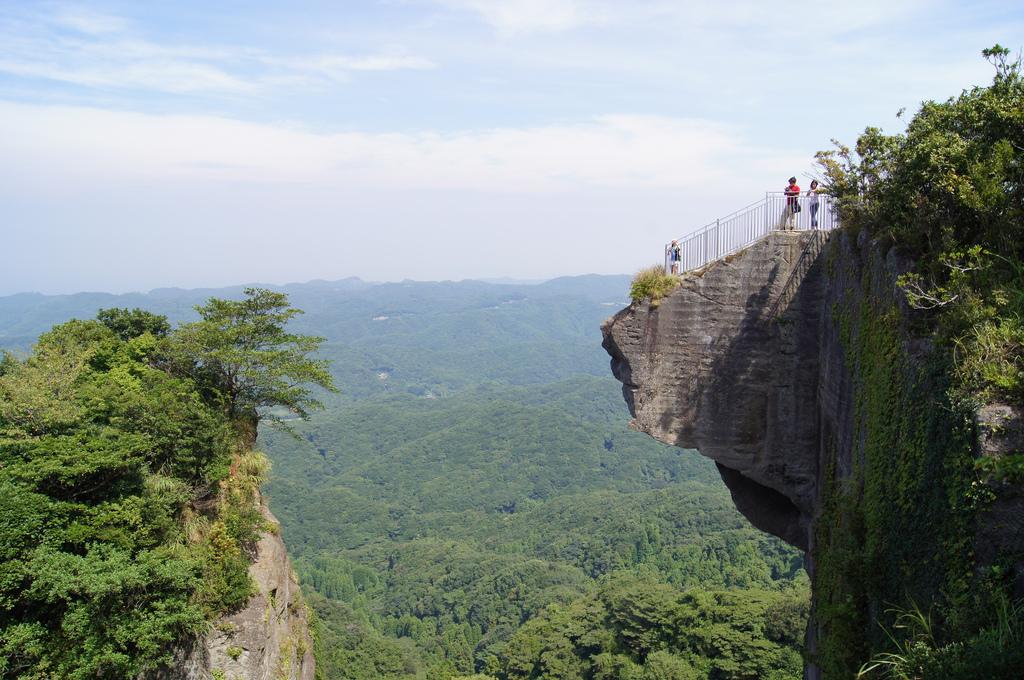 関東の日帰り登山できる山3:鋸山