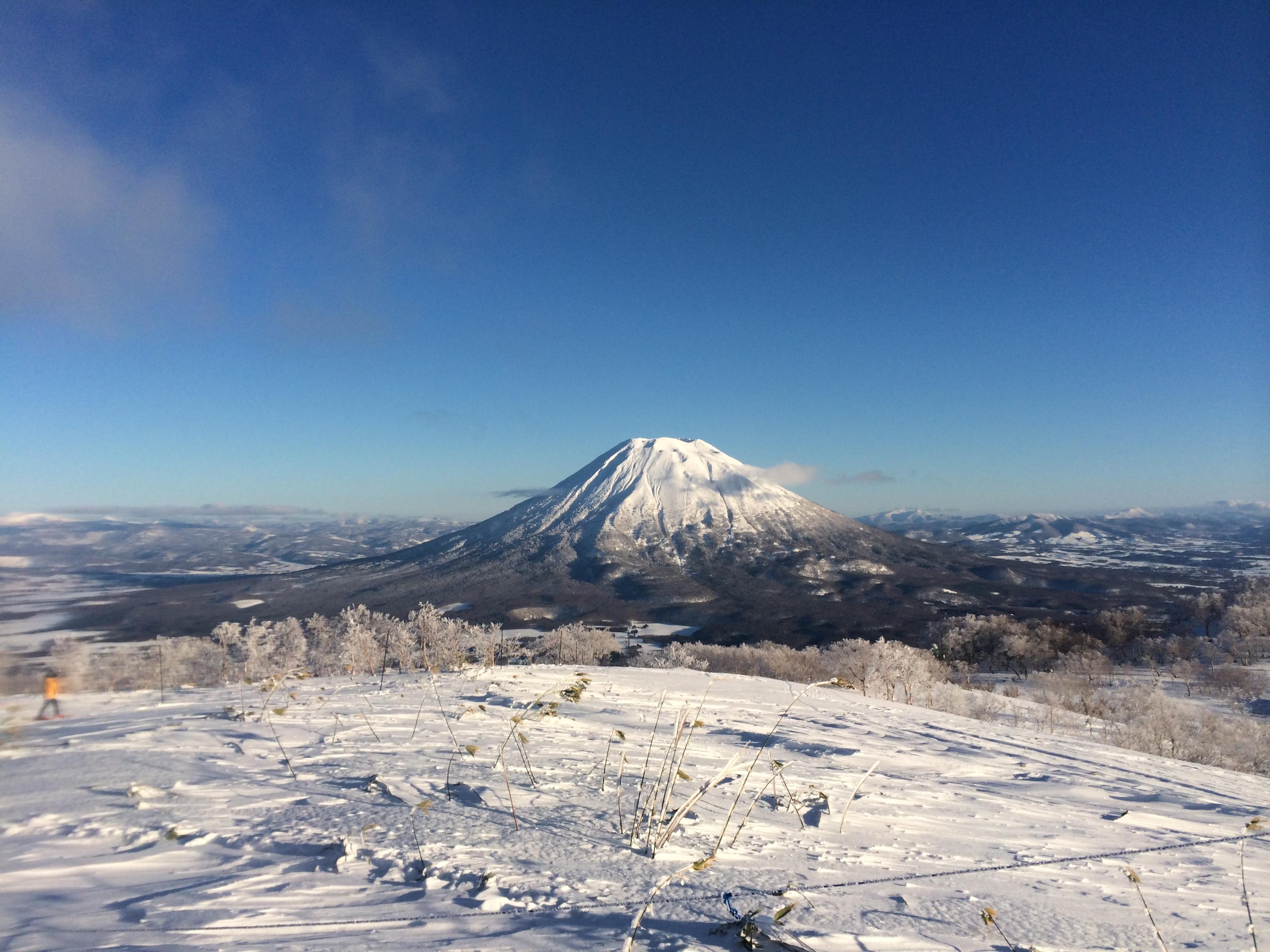 北海道の富士山、蝦夷富士の名前の由来