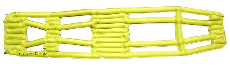 チューブ型スリーピングマット(寝袋マット)