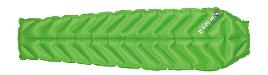 マミー型スリーピングマット(寝袋マット)