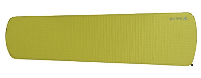 セミレクタングラー型スリーピングマット(寝袋マット)