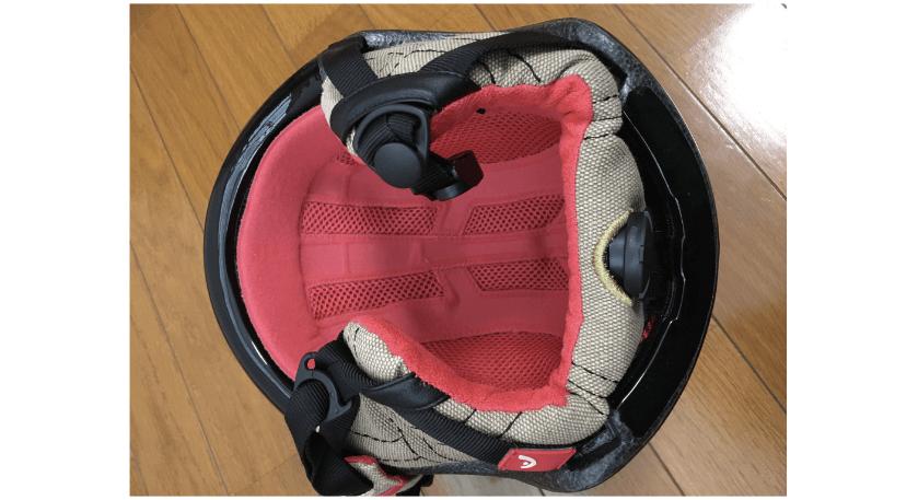 スキーヘルメットの選び方2