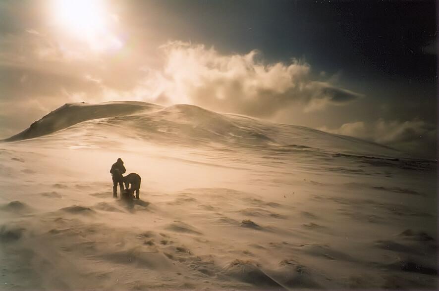 雪山登山ではバラクラバが必須