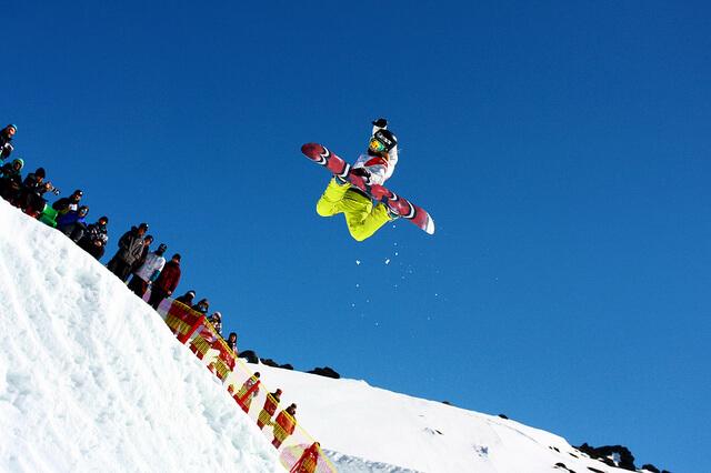 スノーボード向けのバラクラバ