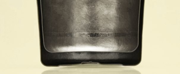 登山マグカップの断面