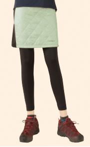 【モンベルの登山スカート】サーマラップトレールスカート