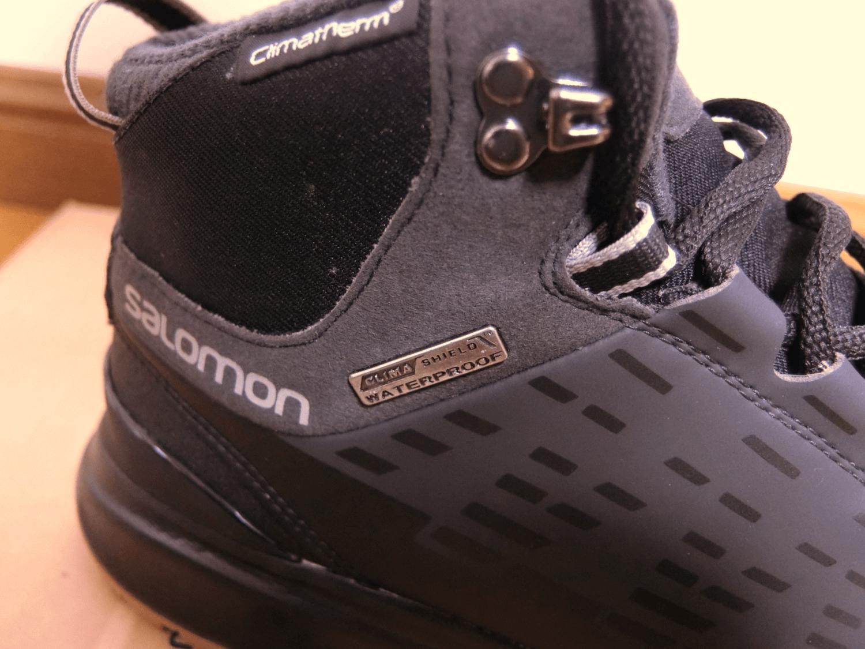 メンズスノーブーツのおすすめ:サロモンカイポのフォトギャラリー2