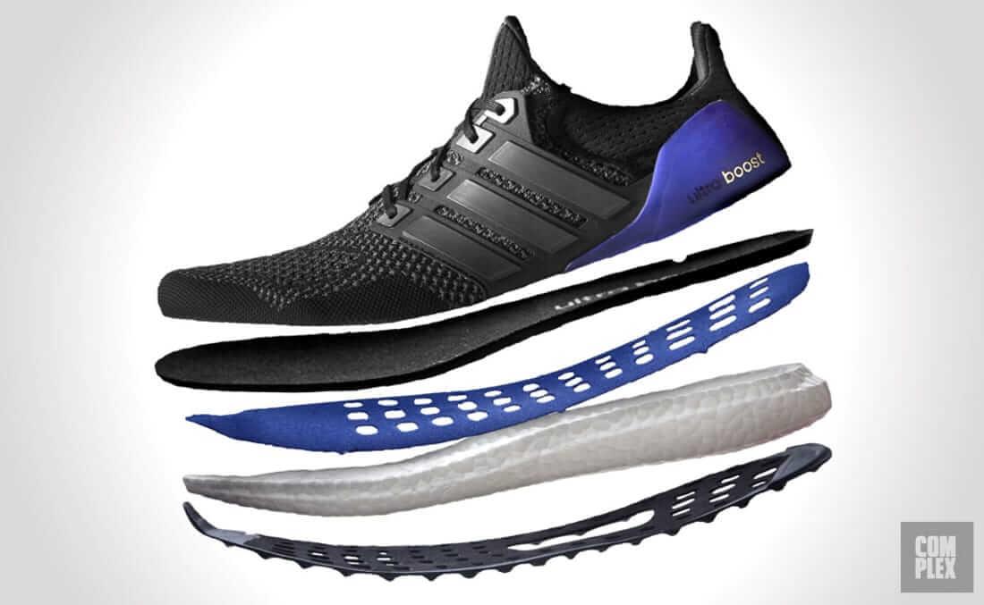 アディダス(adidas)のブースト(boost)フォーム